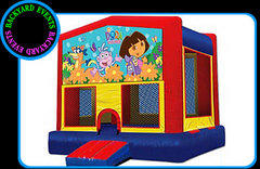 Dora the Explorer 4 in 1  DISCOUNTED PRICE
